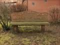 """Image for Carved Bench """"Annette / Birgit"""", Karl-Stein-Straße, Hainfeld - RLP / Germany"""