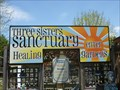 Image for Three Sisters Sanctuary, Giant Tin Man - Goshen, MA