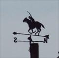 Image for Horse & Jockey Weathervane - Amherstburg, Ontario
