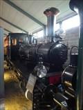 Image for VR F1 Class steam locomotive #132 - Finnish Railway Museum, Hyvinkää, Finland
