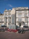 Image for Weymouth Combined War Memorial - Dorset