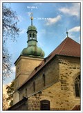Image for TB 1420-2 Prosek, kostel, CZ