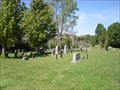Image for Williams Cemetery, Milligan College, Tennessee