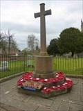 Image for WWII Memorial, St Andrew's, Ombersley, Worcestershire, England