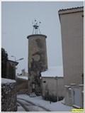 Image for La Tour de l'horloge du vieux village - Sainte-Tulle, Paca, France