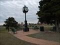 Image for Centennial Clock - Bull Foot Park - Hennessey, OK