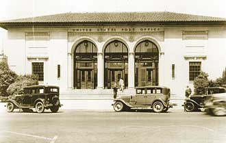 Old Alameda Post Office Alameda Ca Photos Then And Now On