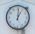 Image for Baldwin Town Hall Clock - Baldwin, FL