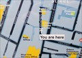 Image for You Are Here - Rathbone Street, London, UK