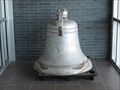 Image for Former Ottawa City Hall Bell - Ottawa, Ontario