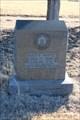 Image for Nath White - Kirkland Cemetery - Kirkland, TX