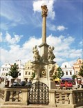 Image for Plague Column - Havlickuv Brod, Czech Republic