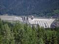 Image for Revelstoke Dam. Revelstoke, BC, Canada