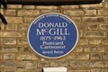 Image for Donald McGill - Bennett Park, Blackheath, London, UK