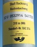 Image for 310m - Buchenbachweg - Backnang-Horbach, Germany, BW