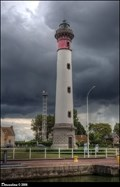 Image for Le phare d'Ouistreham (Normandy, France)