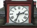 Image for Clock at Rathausturm, Marktplatz 14, Linz am Rhein - RLP / Germany