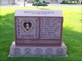 Image for Michigan Purple Heart Memorial, Battle Creek, MI