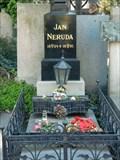Image for Jan Neruda, Vysehrad Slavin Cemetery, Prague, Czech Republic