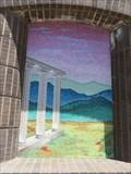 Image for Sunset I Mausoleum - Columns Mosaic - Sacramento, CA