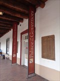 Image for Palace of the Governors - Santa Fe, New Mexico, USA.