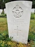 Image for 46 fallen australian soldiers - Hamburg, Germany