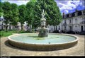 Image for Fontaine Place Loiseau d'Entraigues - Tours (France)