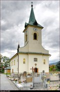Image for Church of St. Barbara and St. Michael / Kostel Sv. Barbory a Sv. Michala - Kozlovice (North-East Moravia)