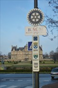 Image for Rotary plaque - Maisons-Laffitte, France