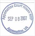 "Image for ""Appomattox Court House National Historic Park – Appomattox, VA"" - Bookstore"