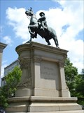 Image for Statue of General Winfield Scott Hancock - Washington, D.C.