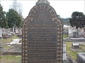 Image for Thomas, Michael, Dennis and Edward Egan - General Cemetery, Wollongong, NSW