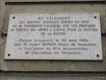 Image for In celebration of the Infantry at Grands Maneges - Versailles, France