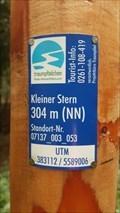 """Image for UTM 383112 / 55989006 - Traumpfädchen """"Kleiner Stern"""" - Andernach, RP, Germany"""