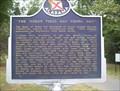 Image for Trail of Tears Historic Marker - Tuscaloosa, Alabama