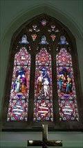 Image for Stained Glass Windows - St John the Baptist - Ilketshall St John, Suffolk