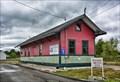 Image for Machias Railroad Station - Machias ME