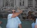 Image for Trevi Fountain (Fontana di Trevi) - Coin Tossing - Rome,  Italy