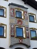 Image for Frieze art am Haus der Buchhandlung Mengedoht - Prien, Bavaria, Germany