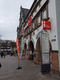Tourist Information Paderborn