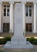 Image for Fayette County Tennessee Veterans Memorial - Somerville, TN