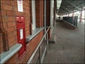 Image for Wall Mounted Box, Platform 4, Rugby Rail Station, Rugby, Warwickshire, UK