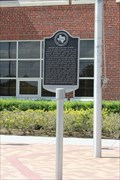 Image for FIRST -- Superintendent of Chapin Schools, La Joya TX