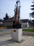 Image for 1956 monument, Fót Hungary