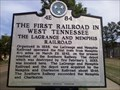 Image for The FIRST Railroad in West Tennessee