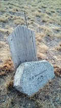 Image for Robert Russell Woodward - Paisley IOOF Cemetery - Paisley, OR