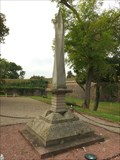 Image for Monument aux Morts 1870-1871, Franco-Prussian War, Neuf-Brisach - Alsace / France