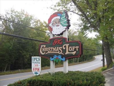 The Christmas Loft.The Christmas Loft North Woodstock Nh Christmas Stores