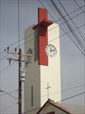 Image for Our Lady of Guadalupe Town Clock - Tecate, Baja California, Mexico