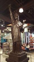 Image for Hershey Chocolate Statue of Liberty at Hershey's Chocolate World - Las Vegas, NV